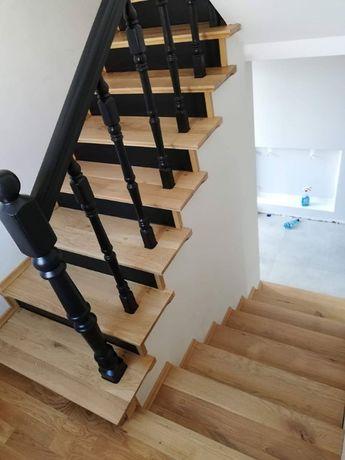 Cyklinowanie bezpyłowe*Renowacja schodów*Nowoczesne barwienie*Odnowa