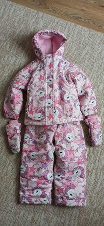 Комбінезон, куртка, рукавички 4Т The Children's place