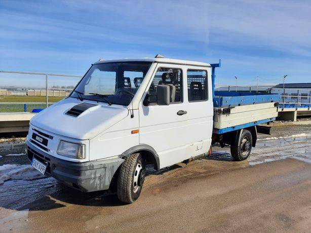 Iveco 2.8 td skrzyniowy