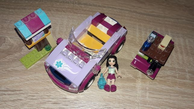"Лего девочке ""Машина"""