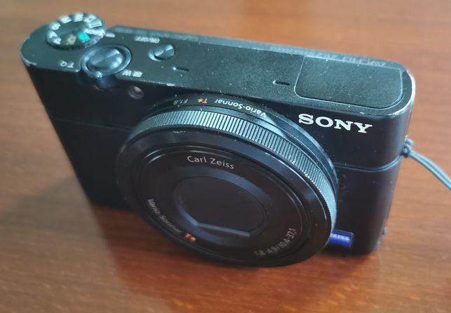 Aparat fotograficzny Sony DSC-RX100
