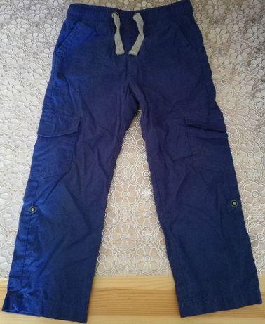 Spodnie na lato i cieplejsze dni 98 rozmiar, Bawełna 100%