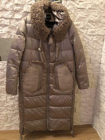 Продам пальто пуховик