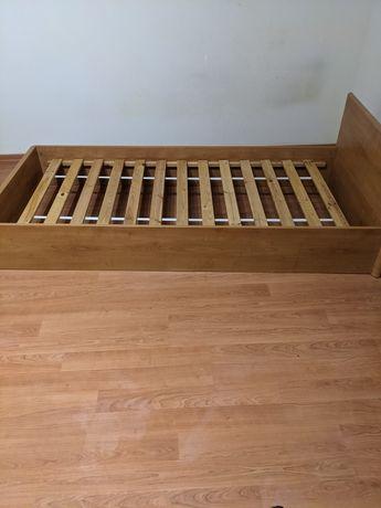 Продам односпальне ліжко