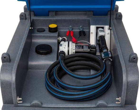 Zbiornik mobilny adblue 400L – FORTIS