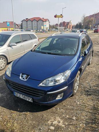 Sprzedam Peugeot 407 SW, sprawne i zadbane!!!