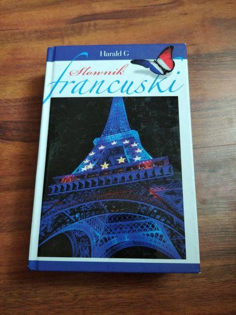 Słownik do jezyka francuskiego