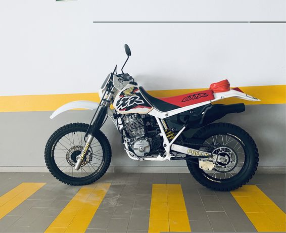Honda XR600R Nacional e matriculada