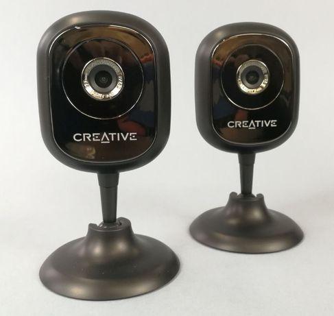 2 kamery IP - Creative Live! Cam IP SmartHD - OKAZJA!
