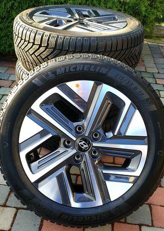 NOWE!!!KOLA HYUNDAI 215/55R17 98Y Michelin Alpin 6 WARTO!!