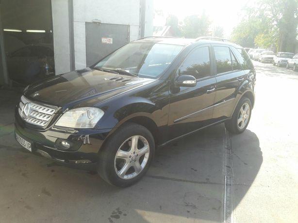 Свой Mercedes ml 350