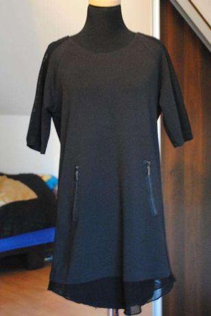 czarna sukieneczka L/XL