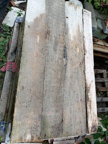 Drewno budowlane - elementy gotowe - płyta 80x46x9 cm