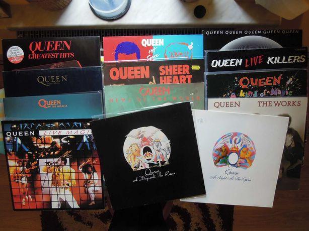 queen+freddie mercury-płyty winylowe