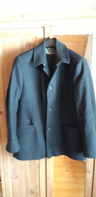 Elegancki płaszcz wełniany Paulo Bene