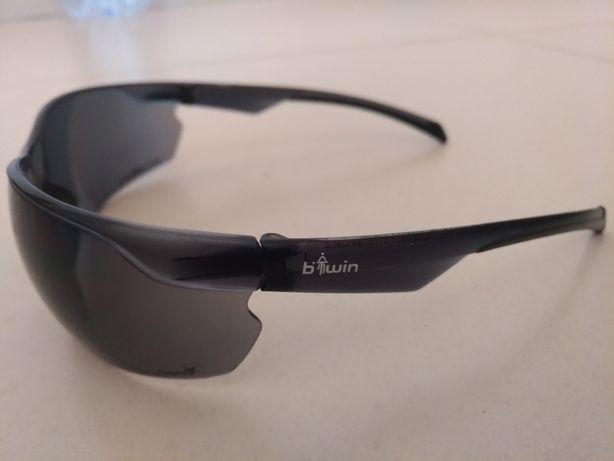 Óculos de Ciclismo marca BTWIN (Decathlon)
