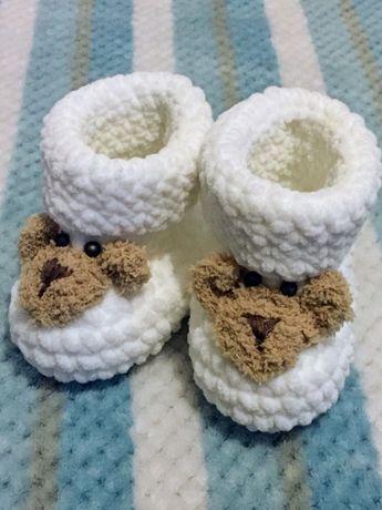 Пинетки для новорождённых