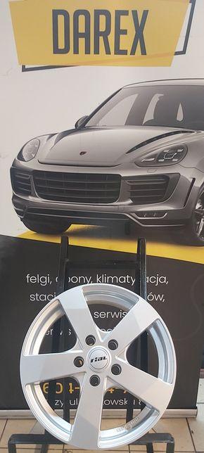"""Felgi Aluminiowe 16"""" 5x112 Audi Seat Vw Skoda"""