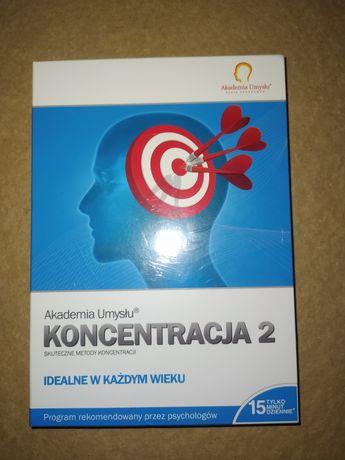 Koncentracja 2 Akademia Umysłu