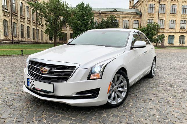 Cadillac ATS 2017 2.0t 278 к.с.