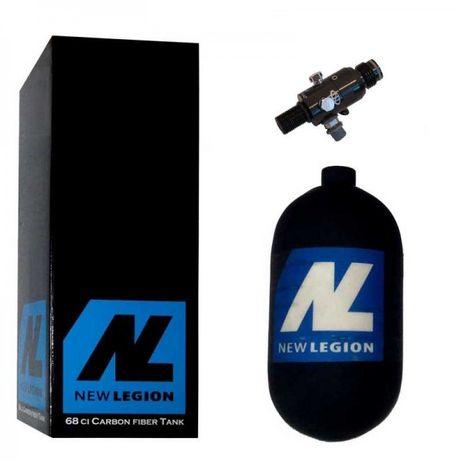 Butla kompozytowa HP 1,1l 4500PSI Paintball New Legion - NOWA