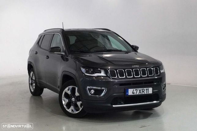 Jeep Compass (Compass 1.6 M-Jet Limited)