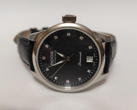 Женские швейцарские часы Epos (механика)