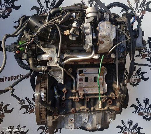 Motor Nissan X-Trail 1.6 dci REF: R9M414