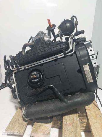 Motor Seat Leon 2.0 tdi 140 cv    BKD