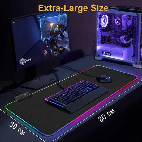 Игровой коврик для мышки - GMS-X5 Black