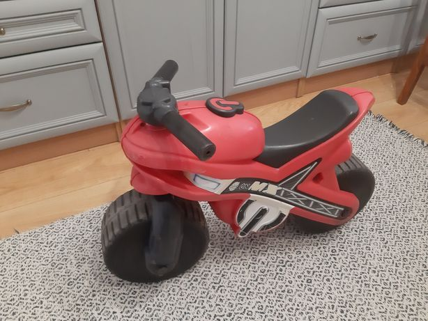 Motorek biegowy dla dziecka