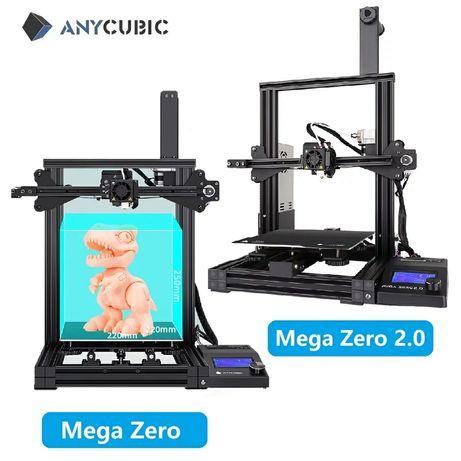 3D принтер Any Cubic Mega Zero