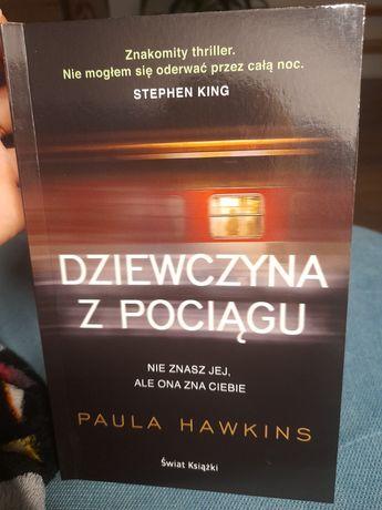 Dziewczyna z pociągu książka pocket
