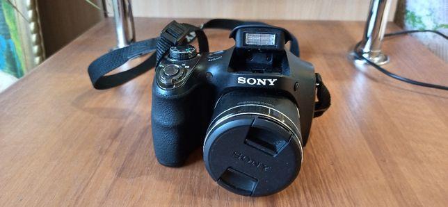 Фотоапарат SONY Cybershot DSC-H300 Black