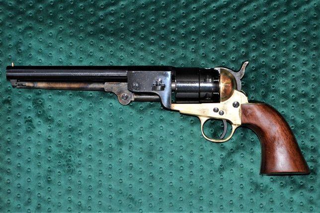 Rewolwer czarnoprochowy Colt Navy Rebnord 44 Nowy