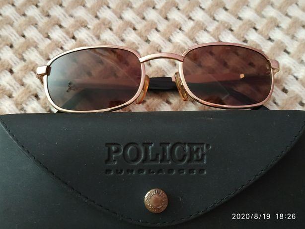 Ретро очки police Italy