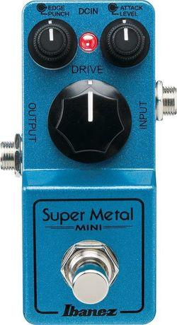 Ibanez Super Metal mini - nowy efekt, używany kilka dni