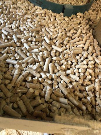 Пеллеты древевесные 6мм