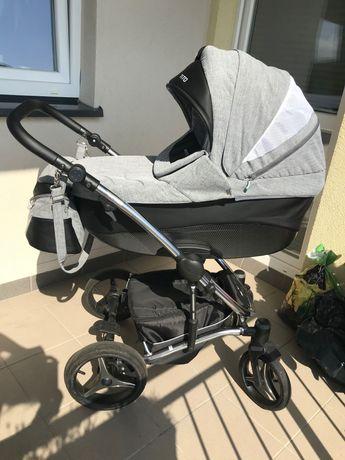 Wózek Bebetto Tito Premium Class 2w1 adaptery i śpiwór gratis