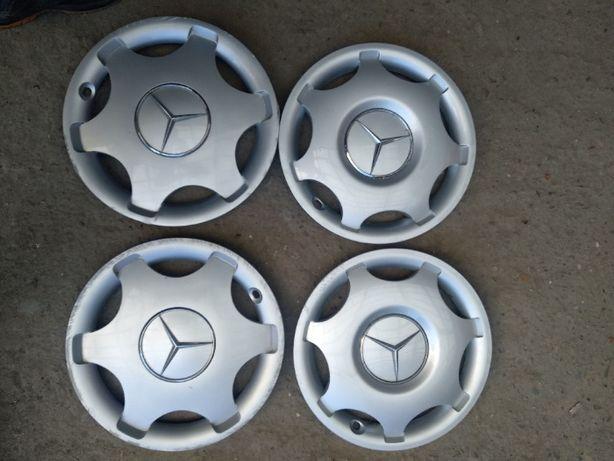 Kołpaki Mercedes 15 cali oryginał 6 szt.