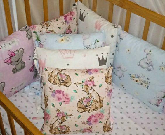 Новый набор защиты, Бортиков в детскую кроватку