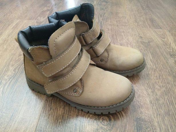 Buty skórzane rozmiar 30
