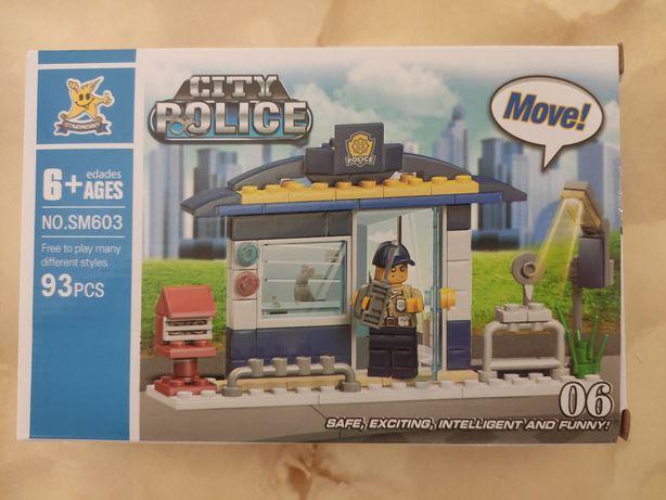 Конструктор City Police типу Лего