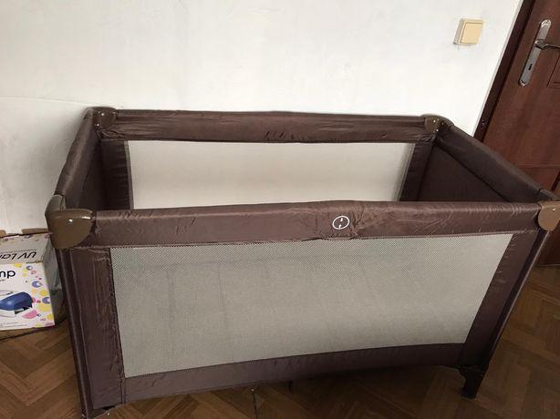 Łóżeczko łóżko turystyczne dziecięce