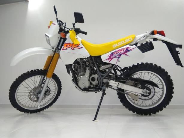 SUZUKI DR 350 Bezwypadkowy Oryginał 1994