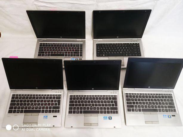 Hp Elitebook 2560,2570,8460 i5,i3 4,8gb hdd,ssd Опт