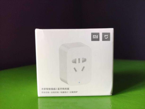 Розетка Xiaomi Smart Home 2, розетка с bluetooth, шлюз адаптер питания