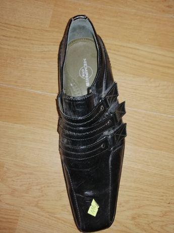 Niemieckie buty skorzane