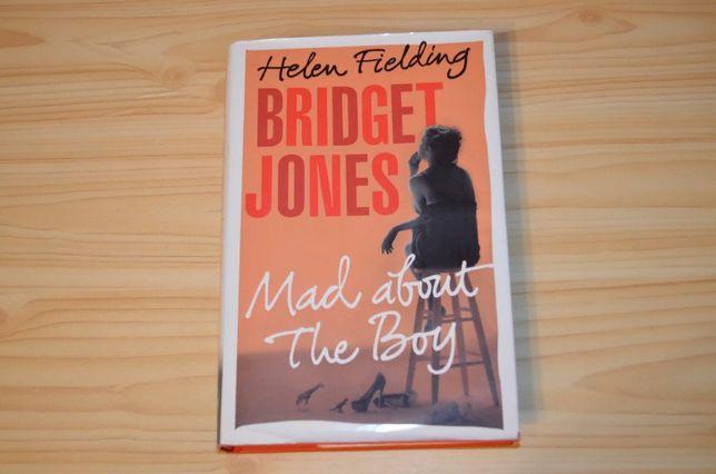Mad About the Boy Bridget Jones by Helen Fielding, книга на английском