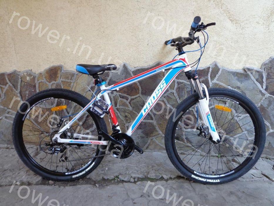 Новинка! Новий алюмінієвий велосипед Cross Hunter 27.5 дискові гальма Львов - изображение 1